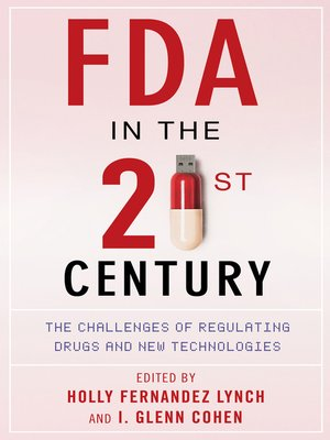 cover image of FDA in the Twenty-First Century