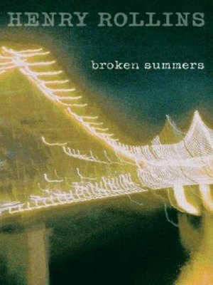 cover image of Broken Summers
