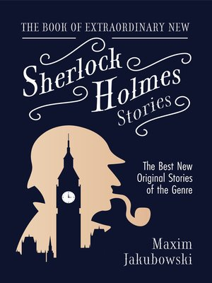 cover image of The Book of Extraordinary New Sherlock Holmes Stories