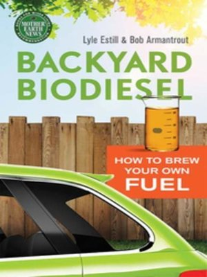 cover image of Backyard Biodiesel