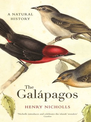 cover image of The Galapagos