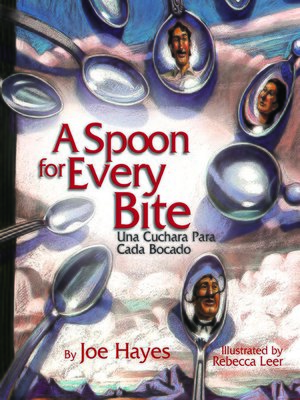 cover image of A Spoon for Every Bite / Cada Bocado con Nueva Cuchara