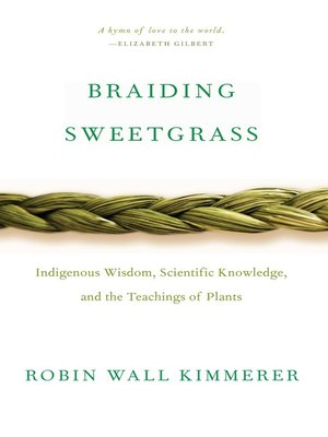 cover image of Braiding Sweetgrass