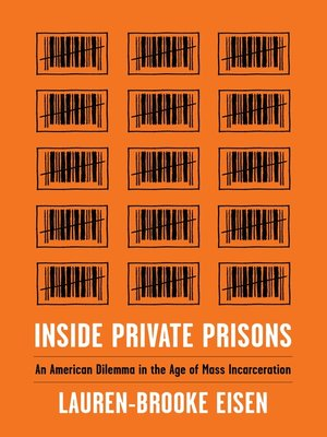 cover image of Inside Private Prisons
