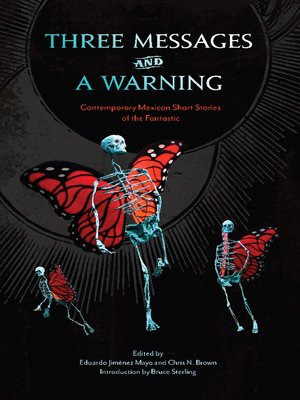 cover image of Three Messages and a Warning