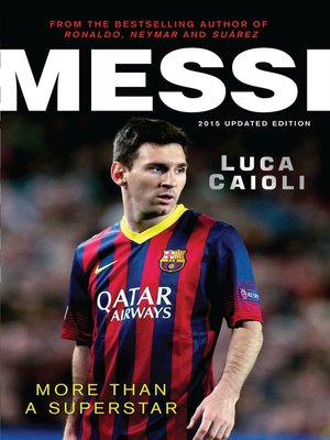 cover image of Messi – 2015 Updated Edition