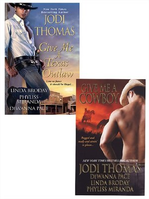cover image of Give Me a Texas Outlaw Bundle with Give Me a Cowboy