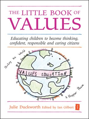 cover image of The Little Book of Values