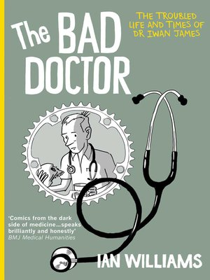 cover image of The Bad Doctor