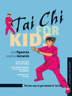 cover image of Tai Chi for Kids