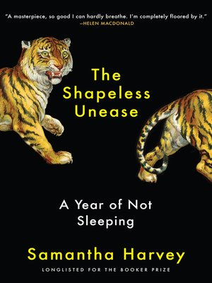 cover image of The Shapeless Unease