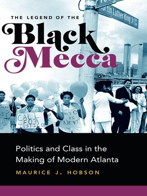 cover image of The Legend of the Black Mecca