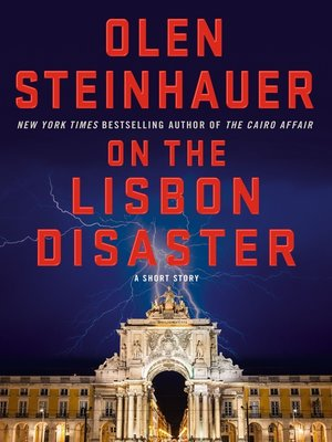 cover image of On the Lisbon Disaster