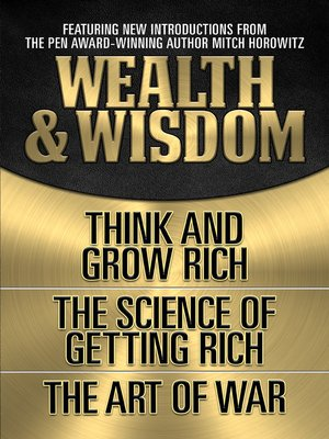 cover image of Wealth & Wisdom (Original Classic Edition)