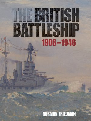 cover image of The British Battleship
