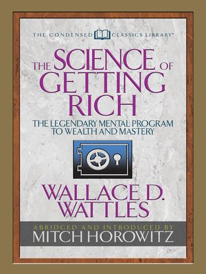 cover image of The Science of Getting Rich (Condensed Classics)