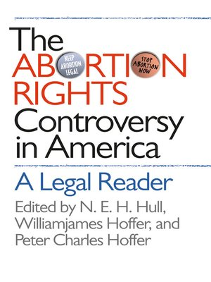 cover image of The Abortion Rights Controversy in America