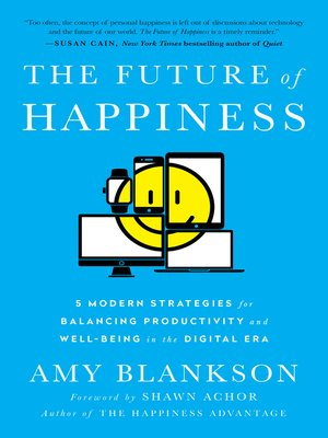 cover image of The Future of Happiness