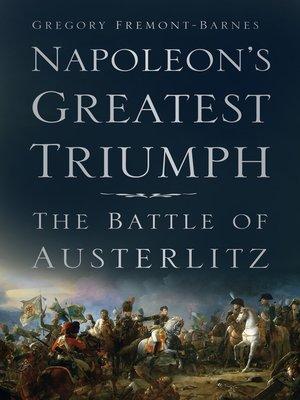 cover image of Napoleon's Greatest Triumph