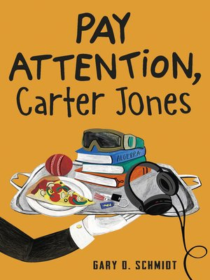 cover image of Pay Attention, Carter Jones