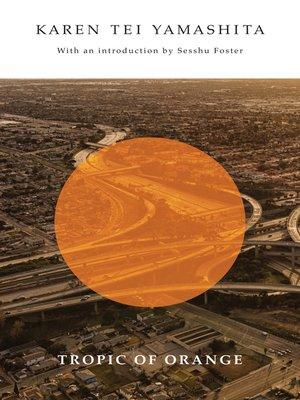 cover image of Tropic of Orange