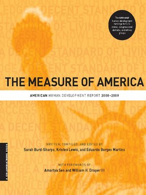 cover image of The Measure of America