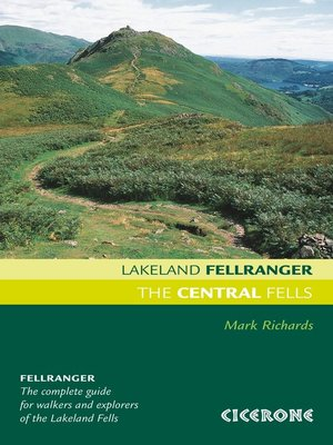 cover image of The Central Fells
