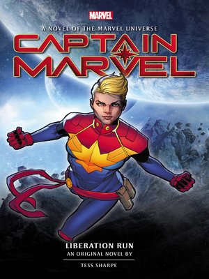 cover image of Captain Marvel