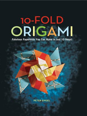 cover image of 10-Fold Origami
