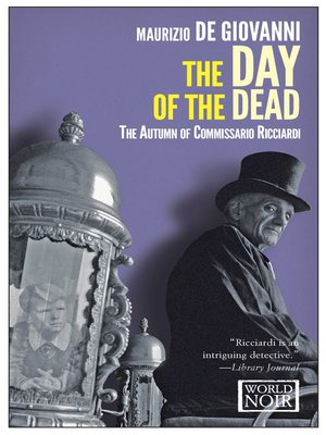 cover image of The Day of the Dead. the Autumn of Commissario Ricciardi