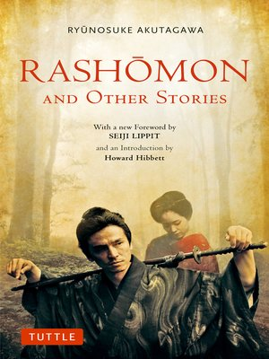cover image of Rashomon and Other Stories