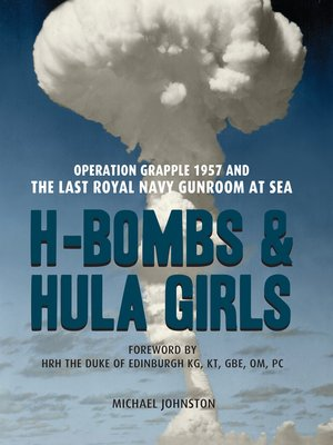 cover image of H-Bombs and Hula Girls
