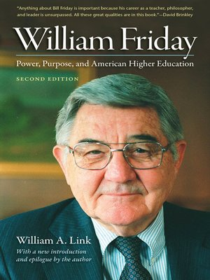 cover image of William Friday