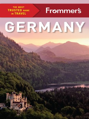 cover image of Frommer's Germany