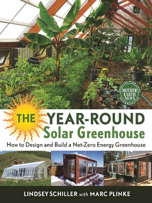cover image of The Year-Round Solar Greenhouse