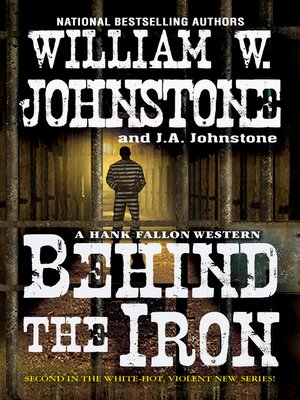 cover image of Behind the Iron