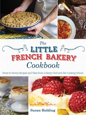 cover image of The Little French Bakery Cookbook