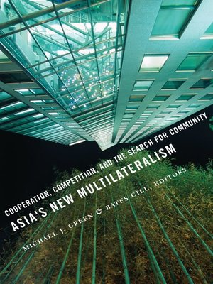 cover image of Asia's New Multilateralism