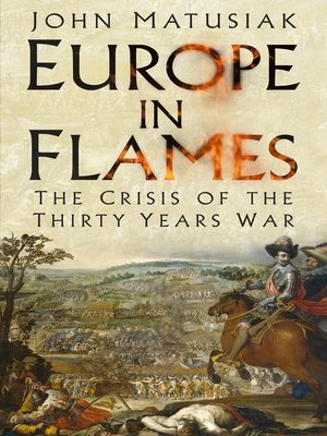 cover image of Europe in Flames