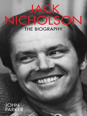 cover image of Jack Nicholson--The Biography