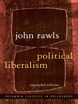 cover image of Political Liberalism