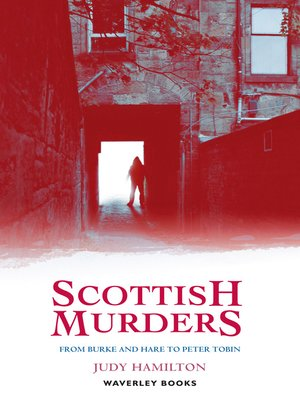 cover image of Scottish Murders