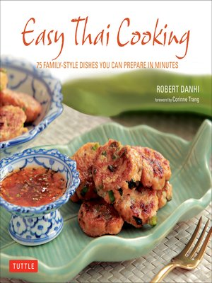 cover image of Easy Thai Cooking
