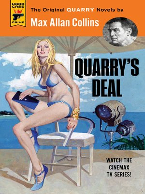 cover image of Quarry's Deal