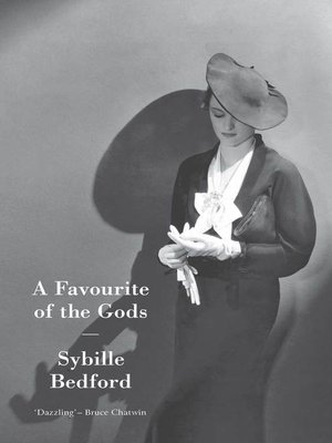 cover image of A Favourite of the Gods
