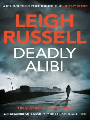 cover image of Deadly Alibi