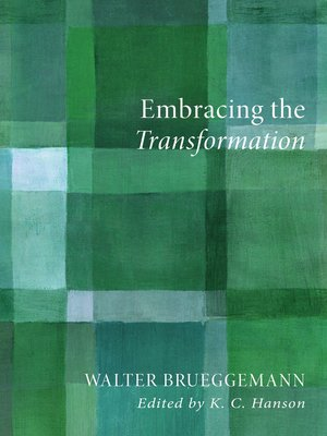 cover image of Embracing the Transformation