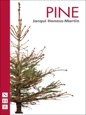 cover image of Pine (NHB Modern Plays)