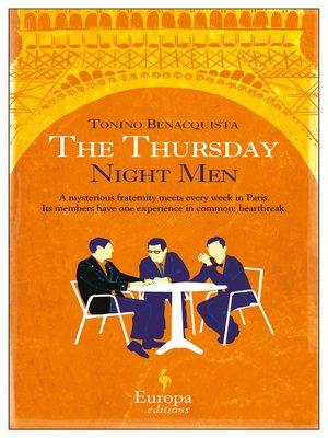 cover image of Thursday Night Men