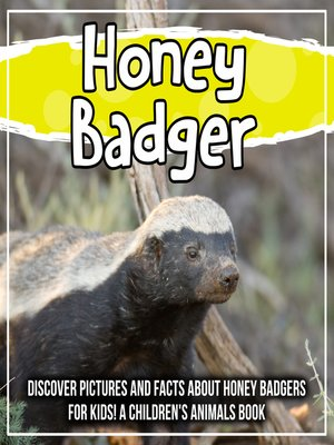 cover image of Honey Badger